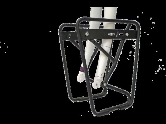 Cube RFR Lowrider Standard - Porte-bagages - noir